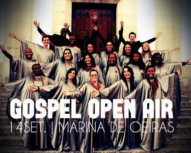 «Concerto Gospel Open Air» | 14 de Setembro | Marina de Oeiras