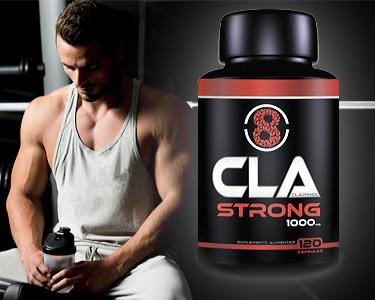 CLA Clarinol 120 Cápsulas | Controle o Seu Peso