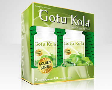 Gotu Kola Centelha Asiática - 120 Cápsulas | Descasque a Celulite