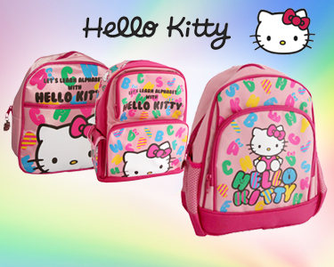 Mochilas Hello Kitty   Tamanhos Grande, Pequeno e Médio
