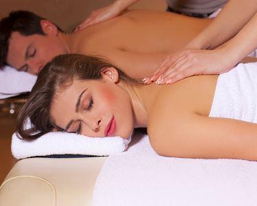 Massagem Casal | Doçura de Chocolate & Champi
