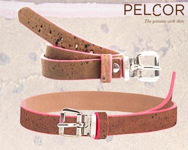 Bracelete em Pele de Cortiça da Pelcor®