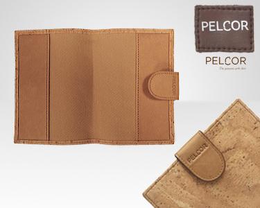 Bolsa para Passaporte da Pelcor® | Simples e Prática