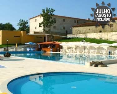 Noite de Verão a Dois no Ger��s c/ Jantar | Hotel Maria da Fonte