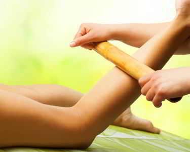 Massagem Bambus | Modelando a sua Silhueta em 50 minutos
