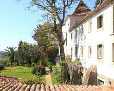 Espada em Sintra - 2 Noites em Monserrate | Quinta de São Thiago