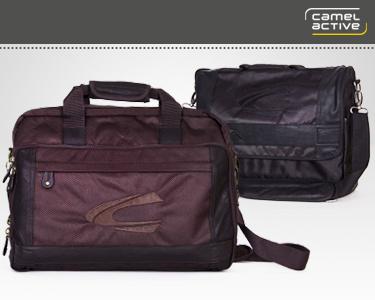 Pastas para Laptop Camel Active® | Compatível com Portátil 15