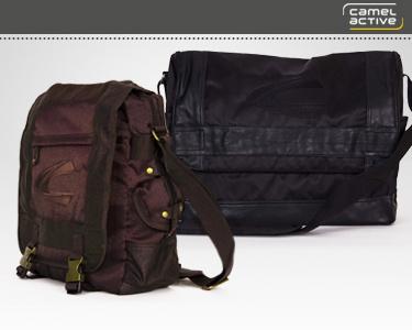 Camel Active® | Bolsas Tiracolo para Homem - Escolha o Modelo