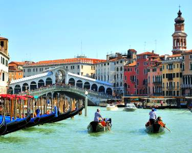 Uma Sonho Chamado Veneza! 2 Noites em Hotel 4* + City Tour