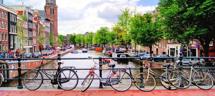 A Cidade dos Canais | Amesterdão | Voos + 3 Noites + City Tour