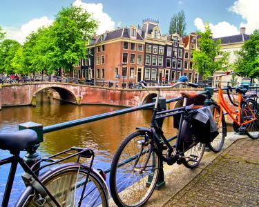 Conheça Amesterdão, a cidade dos Canais   Voos + 3 Noites