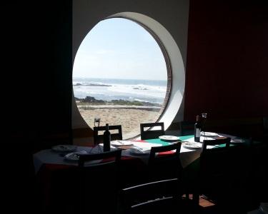 Jantar Italiano para Dois | Romance com Vista Panorâmica sobre o Mar