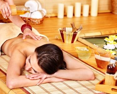 Sweet & Relax   Massagem de Mel ou Aromática de Corpo Inteiro   1h