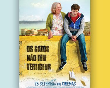 «Os Gatos Não Têm Vertigens» | Bilhete + Pipocas | Cinema City