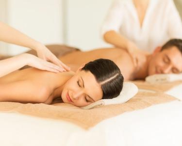 Sweet Trend Massage com Óleos Essenciais para Dois | Momento Especial