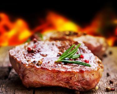 Naco na Pedra a Dois no Catita Steak | Av. de Roma