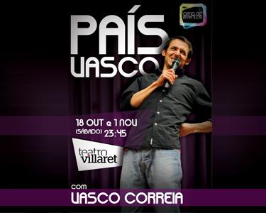 «País Vasco» | Stand-Up Comedy de Vasco Correia | Teatro Villaret
