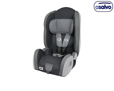 Cadeira Auto para Bebé Grupo 1,2,3 | Asalvo®