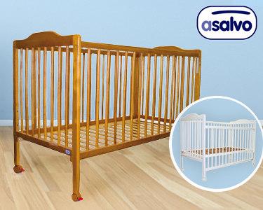 Cama de Bebé em Madeira da Asalvo®