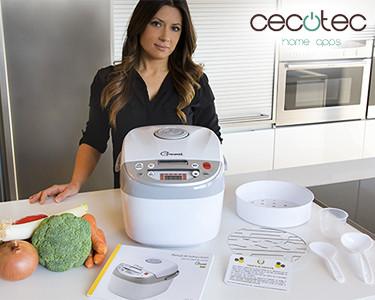 Robot de Cozinha com 11 Funções & Livro de Receitas | Cozinha Por Si