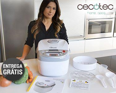 Robot de Cozinha com 11 Funções & Livro de Receitas | Fácil e Práctico