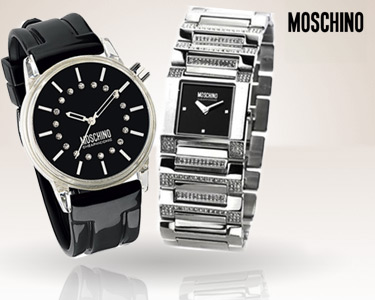 Relógio Moschino Cheap & Chic | Escolha o Modelo