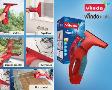 Aspirador de Vidros WindoMatic Vileda®