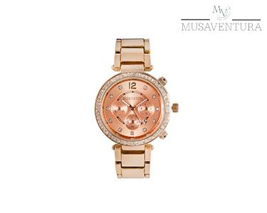 Relógios Glanz com Cristais Swarovski Elements®