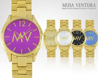 Relógios Osiris Musaventura®   5 Cores à Escolha