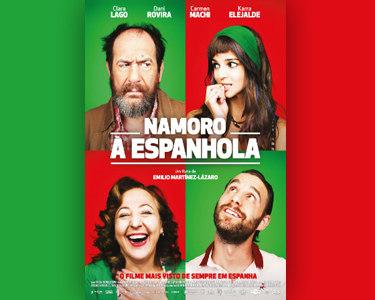 Cinema City | «Namoro à Espanhola» | Bilhete & Pipocas
