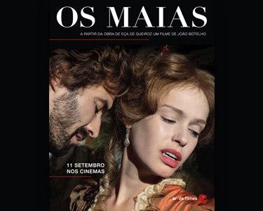 «Os Maias» | Cinema Português no Cinema City | Bilhete & Pipocas
