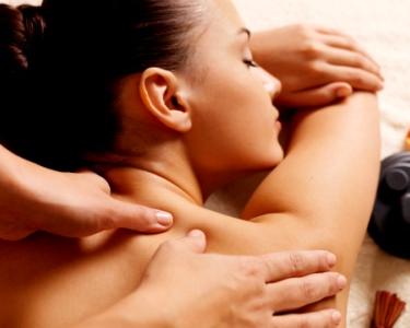 Massagem Shiatsu   Encontro entre Corpo & Mente - 1 Hora