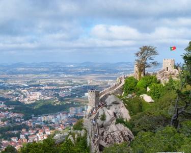 Descubra o Mistério da Serra da Sintra | Pôr-do-Sol & Passeio Nocturno