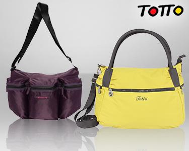Malas de Senhora Totto® | Modelos Luisinha e Nuriel