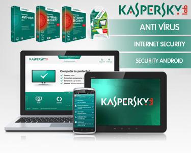 Antivírus 2014 Kaspersky® | Opções Para Pc, Smartphone ou Tablet