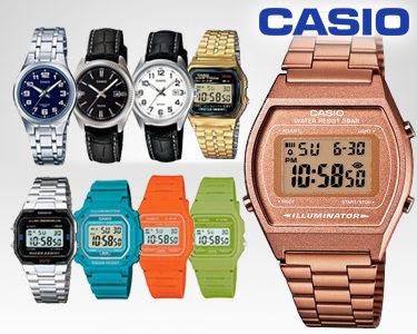 Relógio Casio® | Escolha o seu!