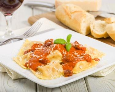 Pasta Al Dente | Prato, Entrada & Sobremesa para Dois