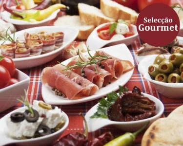 Presente Sabores Gourmet num dos 11 Locais à Escolha | Porto