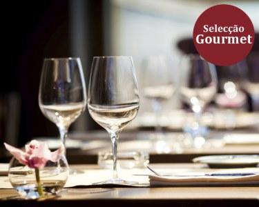 Presente Vip Gourmet num de 4 Locais à Escolha | Porto