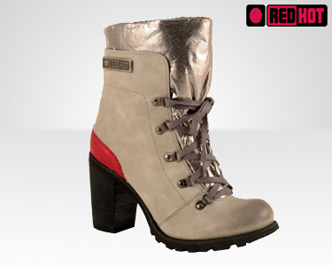 Botas de Salto Alto RedHot® | Tamanhos 35 ao 40