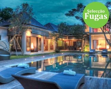 Presente 2 Noites de Sonho & Fugas Gourmet num de 10 Hotéis à Escolha