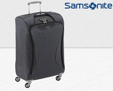Mala de Viagem Samsonite® | Modelo Spinner