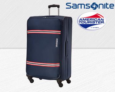 Mala de Viagem American Tourister by Samsonite®   Porão