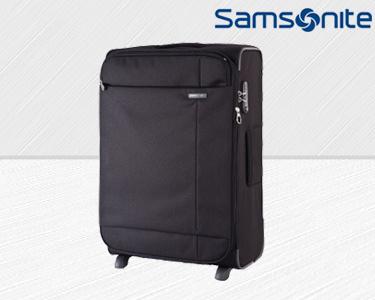 Mala de Viagem Samsonite® S-Cape2   Tamanho Porão