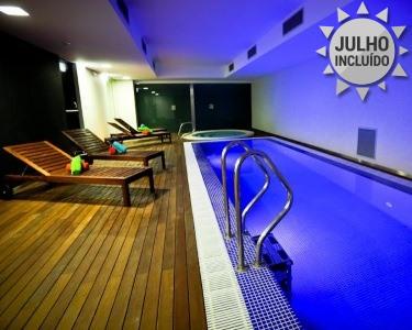 Férias Inesquecíveis na Baía! 1 a 5 Nts no Premium Setúbal Hotel & SPA 4*