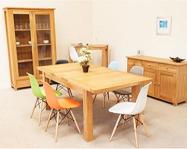 Cadeira Tower Wood Design Simples e Funcional | Escolha a Cor