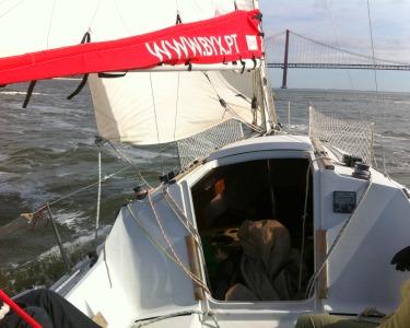 Baptismo de Navegação | Barco à Vela no Tejo | 3 Horas
