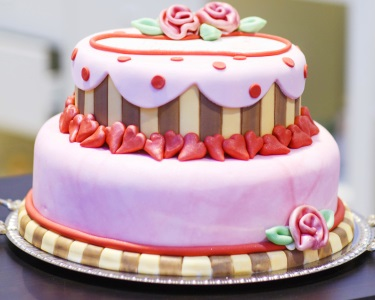 Workshop de Cake Design - 4 Horas | Ponha as Mãos na Massa!