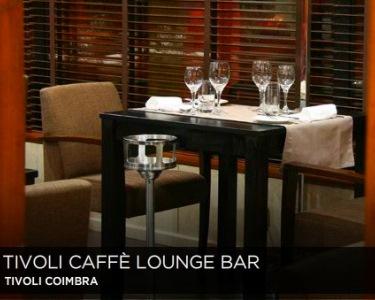 Tivoli Caffè Coimbra | Menu de Luxo a Dois - Sabores Gourmet