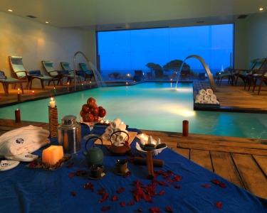 Noite 5* & Circuito SPA no Suites Alba Resort  | Algarve